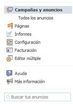 editor multiple de facebook