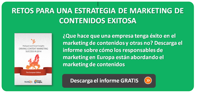 marketing de contenidos informe
